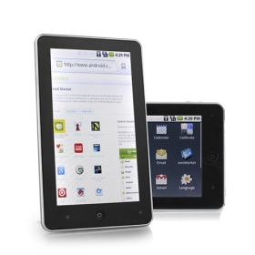 "Android 2.1 Tablet PC-aPad-MID-7"" TFT Touch Screen-ARM 11-Telechips 8902B-720MHZ-256 DDR2-2G-Wifi-Camera"