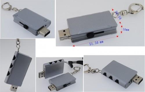 Combination lock Key USB Flash