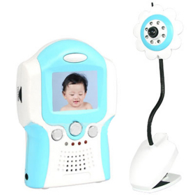Family Baby Security CCTV Wireless Kit
